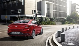 Hyundai phát triển hệ thống radar cảnh báo điểm mù cho tài xế
