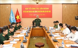 VIệt Nam sẽ cử cấp đơn vị tham gia nhiệm vụ gìn giữ hòa bình Liên hợp quốc