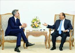 Thủ tướng Nguyễn Xuân Phúc  tiếp Chủ tịch Tập đoàn SAP (CHLB Đức)