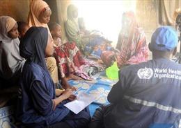 Dịch tả hoành hành ở Nigeria suốt 2 tháng qua làm hơn 60 người thiệt mạng