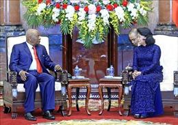 Mozambique là đối tác ưu tiên hợp tác của Việt Nam tại châu Phi