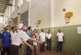 Hơn 600 'lão' vận động viên tranh tài ở Kiên Giang