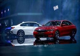 Xe động cơ diesel vắng bóng tại triển lãm ô tô Paris 2018