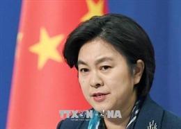 Trung Quốc bác tin đề xuất hoãn đối thoại an ninh và ngoại giao với Mỹ