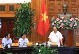 Thủ tướng Nguyễn Xuân Phúc: Ninh Thuận cần chống sự trì trệ trong tổ chức thực hiện