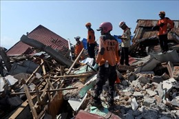 Indonesia sẽ ngừng tìm kiếm nạn nhân mất tích trong vụ động đất và sóng thần