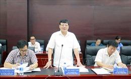 Đoàn công tác của Ban Dân vận Trung ương làm việc tại Đà Nẵng