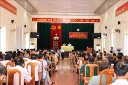Cử tri huyện biên giới Gia Lai kiến nghị nhiều vấn đề quan trọng