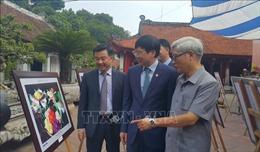 Nét đẹp phố nghề, làng nghể qua triển lãm ảnh 'Hà Nội trong tôi'