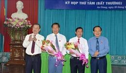 Phê chuẩn ông Trần Anh Thư làm Phó Chủ tịch UBND tỉnh An Giang