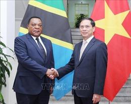 Đưa kim ngạch thương mại song phương Việt Nam - Tanzania lên mức 1 tỷ USD
