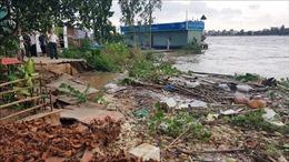 Sạt lở diễn biến nghiêm trọng ở Đồng bằng sông Cửu Long - Bài 1