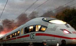 Tai nạn giao thông đường sắt nghiêm trọng tại miền Nam Đức