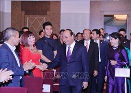 Thủ tướng Nguyễn Xuân Phúc gặp mặt cộng đồng người Việt tại Vienna, Cộng hòa Áo