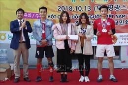 Đại hội thể thao gắn kết cộng đồng người Việt tại Hàn Quốc