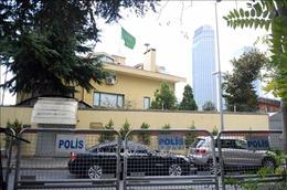 Có 'bằng chứng' về nhà báo mất tích trong lãnh sự quán Saudi Arabia?