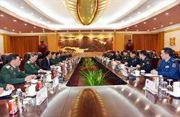 Thúc đẩy hợp tác quốc phòng Việt - Trung đi vào chiều sâu, phát triển bền vững