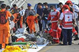 Điện thăm hỏi nhân vụ máy bay Lion Air, Indonesia bị rơi