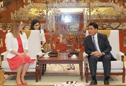 Tăng cường hợp tác giáo dục giữa TP Hà Nội và xứ Wales