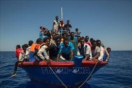 Italy và Malta giải cứu 165 người di cư ở Địa Trung Hải