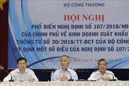 Nghị định 107 'cởi trói' cho doanh nghiệp xuất khẩu gạo