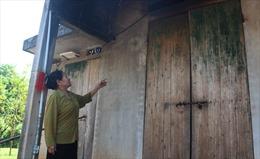 Khai thác khoáng sản là 'thủ phạm' gây sụt lún nghiêm trọng nhà dân ở Thái Nguyên