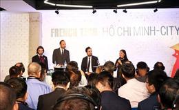 Thủ tướng Pháp tham dự Diễn đàn Doanh nghiệp công nghệ French Tech Ho Chi Minh-City