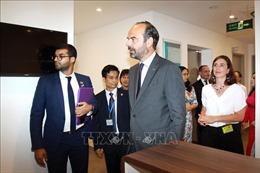 Thủ tướng Cộng hòa Pháp kết thúc tốt đẹp chuyến thăm chính thức Việt Nam