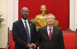 Việt Nam luôn ghi nhớ tình đoàn kết, sự ủng hộ của Sudan