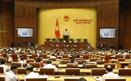 Hôm nay 8/11, Quốc hội biểu quyết Nghị quyết về kinh tế - xã hội 2019