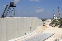 Israel lắp đặt các thiết bị giám sát tại biên giới với Liban