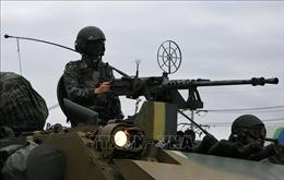 Truyền thông Triều Tiên lên án Hàn - Mỹ tập trận chung