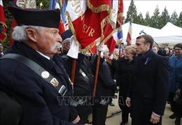 70 nhà lãnh đạo thế giới dự lễ kỷ niệm 100 năm ngày kết thúc Chiến tranh thế giới thứ nhất