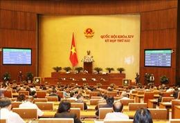 Tuần làm việc thứ tư: Quốc hội sẽ thông qua Nghị quyết phê chuẩn Hiệp định CPTPP