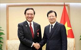 Nhật Bản là đối tác kinh tế quan trọng hàng đầu của Việt Nam