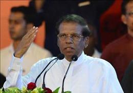 Tổng thống Sri Lanka tuyên bố không bao giờ tái bổ nhiệm Thủ tướng bị cách chức