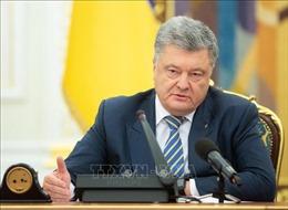 Tổng thống Ukraine ký sắc lệnh thiết quân luật