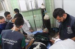 Hội đồng Bảo an LHQ thảo luận vấn đề sử dụng vũ khí hóa học ở Syria