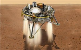 Sau 6 tháng, tàu thăm dò NASA đã đáp xuống bề mặt sao Hỏa
