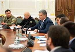 Quốc hội Ukraine thông qua đề xuất thiết quân luật
