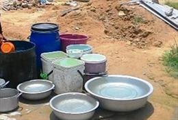Gần 10.000 hộ dân vùng hạn mặn thiếu nước sạch
