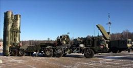 Nga sẽ xây dựng một trạm ra đa cảnh báo tên lửa sớm tại Crimea
