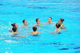 Việt Nam giành 3 huy chương tại Giải Bơi Nghệ thuật Singapore mở rộng