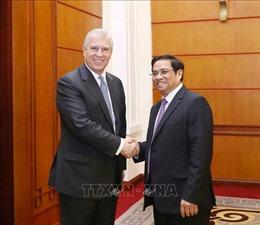 Thúc đẩy quan hệ Đối tác chiến lược Việt Nam - Vương quốc Anh