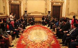 Tăng cường mối quan hệ đoàn kết giữa thanh niên các nước Đông Nam Á và Nhật Bản