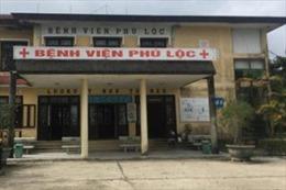 Bộ Y tế yêu cầu xác minh thông tin hai mẹ con sản phụ tử vong tại Thừa Thiên - Huế