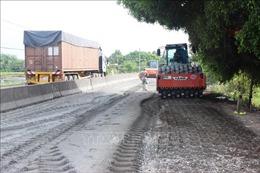 Sửa chữa, cải tạo Quốc lộ 22B dài 84 km thuộc tỉnh Tây Ninh