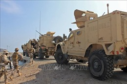Mỹ ngừng tiếp liệu cho máy bay liên quân Saudi Arabia
