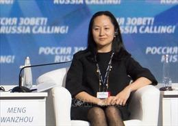 Trung Quốc triệu Đại sứ Canada nhằm phản đối bắt giữ Giám đốc Tài chính Huawei