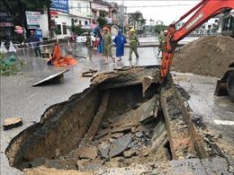 Mưa rất to, cảnh báo lũ quét, sạt lở đất tại Nghệ An, Hà Tĩnh, Quảng Trị